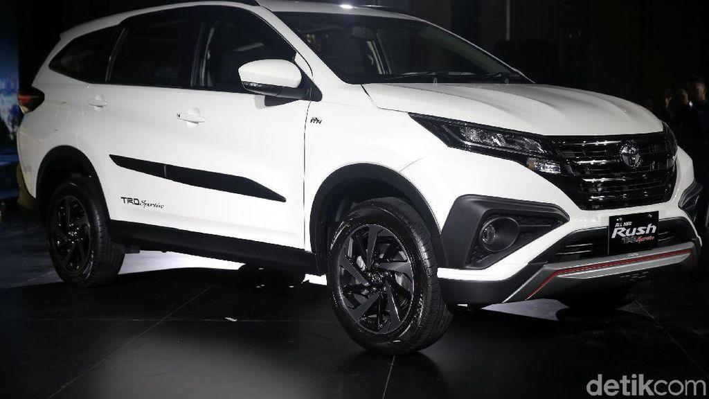 Orang Indonesia Lebih Suka SUV 7 Kursi
