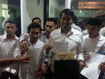 Lapor ke MKD, Himpunan Mahasiswa Minta Novanto Dipecat dari Ketua DPR