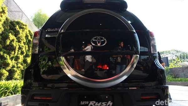 Kemana Larinya Konde di Toyota Rush?