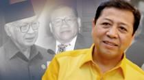 Setya Novanto, Meroket Berkat Sudwikatmono dan Keluarga Cendana