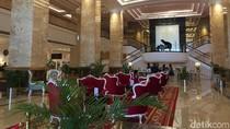 Nuansa Klasik Glamour di Hotel Adimulia Medan