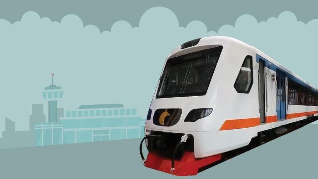 Ke Bandara Soekarno-Hatta Pakai Kereta, di Mana Naiknya?