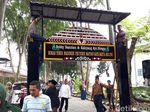 Begini Persiapan Geladi Adat Kahiyang-Bobby di Medan
