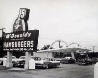 Duh, Replika Gerai Pertama McDonald's Akan Segera Dibongkar!