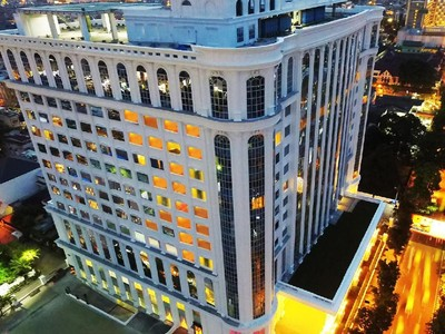 Nuansa Klasik dan Glamour Hotel Adimulia Medan