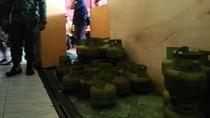 80 Tabung Elpiji Ukuran 3 Kg Disita dari Rumah Makan di Gorontalo