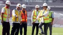 Sri Mulyani Lega dengan Perkembangan Renovasi SUGBK