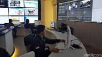 Ini Command Center Polrestabes Surabaya yang Didukung Pemkot
