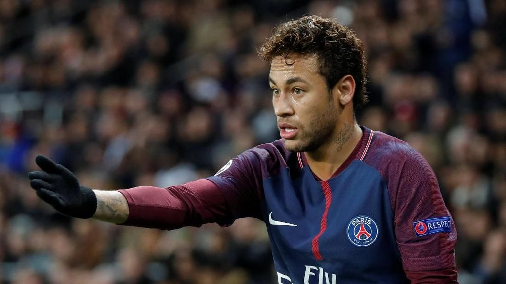 Neymar Langsung Bete Ketika Ditanya soal Real Madrid