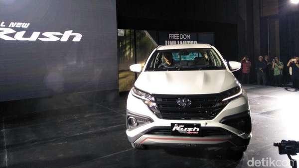Rush Pakai Mesin Sama dengan Toyota Avanza