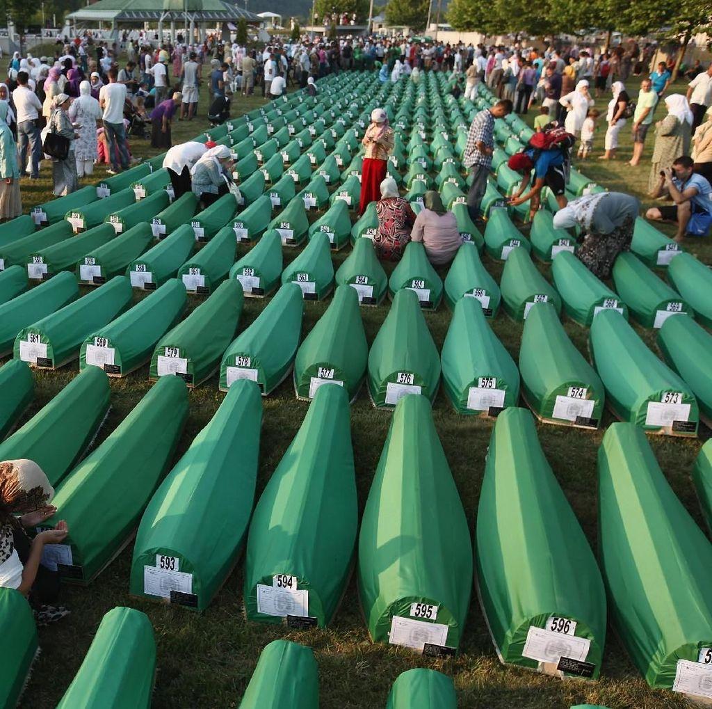 Kisah Munira Kehilangan 22 Anggota Keluarga Dibantai Ratko Mladic