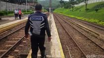 Jalur Kereta Api di Garut Ditargetkan Bisa Dilalui Sore Ini