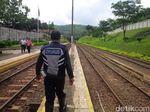 Jalur Kereta Api di Garut Sudah Bisa Dilalui Pasca Tertutup Longsor