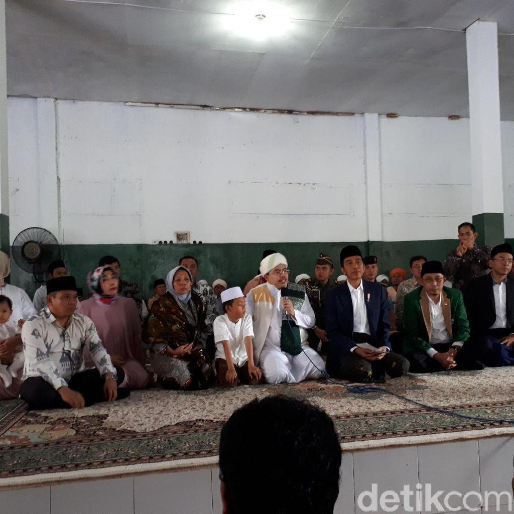 Jokowi Kembali Ingatkan Jangan Sampai Karena Pilpres Indonesia Pecah
