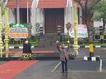 Berkat Orang Ini, Peresmian di Polrestabes Surabaya Berjalan Lancar