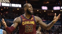 Menanti Aksi LeBron James....Jadi Monster Berbulu di Film Animasi