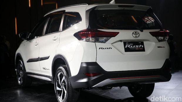 Kembar, Apa Saja Beda Toyota Rush-Daihatsu Terios?