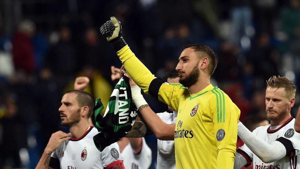 Milan Berupaya Susul Arsenal dan Lazio di Matchday 5