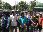 Sering Memalak, 15 Pak Ogah Berseragam Parkir Dishub Dirazia