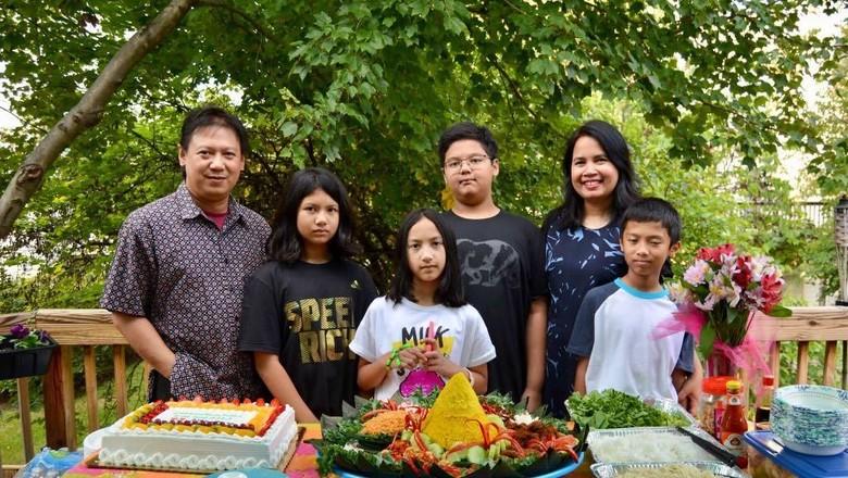 Kisah Ibu Empat Anak yang Dijuluki Tiger Mom / Foto: dok.pribadi