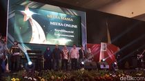 detikcom Raih Penghargaan Media Online Pendidikan Islam Terbaik