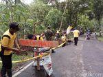 Jalan Bringin-Salatiga Longsor, Polisi Berlakukan Sistem Satu Arah