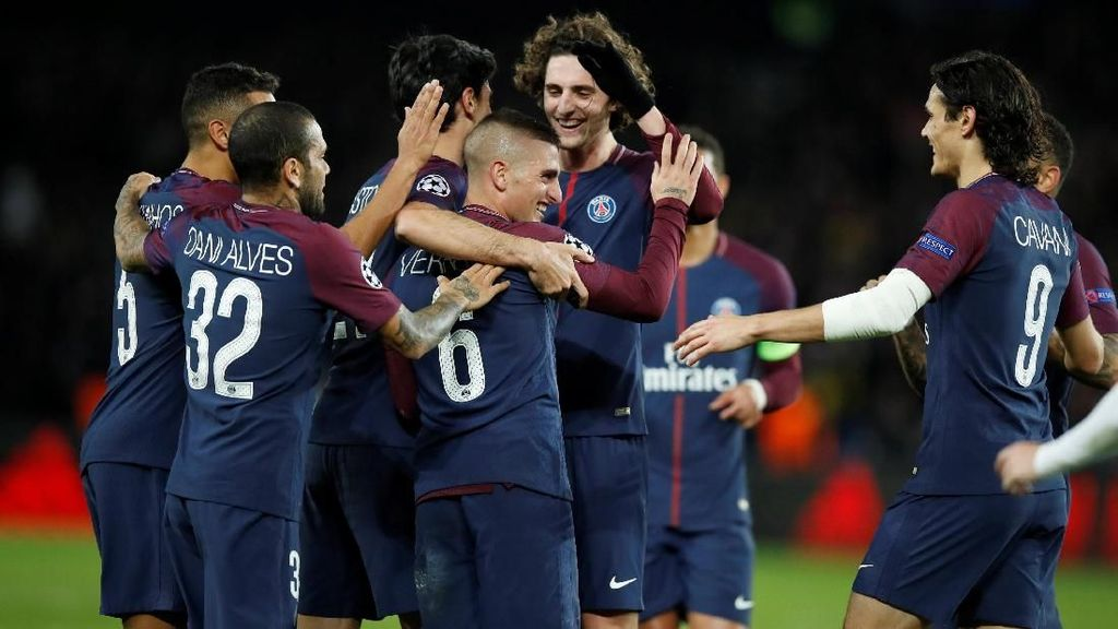 Peringatkan Madrid, Emery: PSG Kini Jauh Lebih Siap