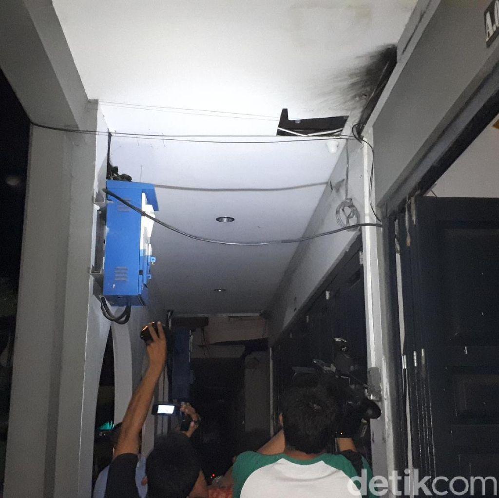 Korsleting di Media Center Kahiyang-Bobby Sempat Bikin Kaget