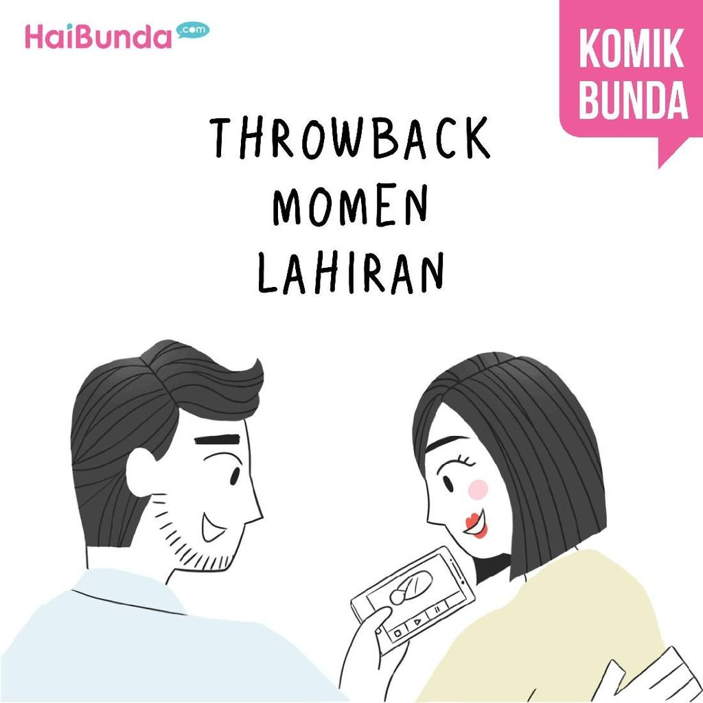 #Throwback Momen Lahiran