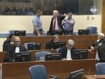 Marah-marah, Ratko Mladic Si Jagal Bosnia Diusir dari Ruang Sidang