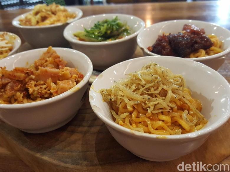 Sosmed Cafe: Ada Mie Tuyul dan Es Lekong yang Kekinian