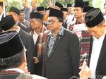 OSO Ikut Hadir di Mangalo-alo Mora Pesta Adat Kahiyang-Bobby
