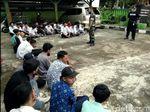TNI Turun Tangan Jaring Pelajar Nakal di Sukabumi