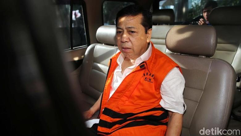KPK Belum Putuskan Panggil Ulang - Jakarta Dari tujuh saksi a de charge atau saksi meringankan yang dipanggil penyidik KPK untuk Setya hanya dua
