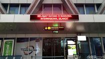 Baru Diresmikan Jokowi, Ini Profil Bandara Silangit