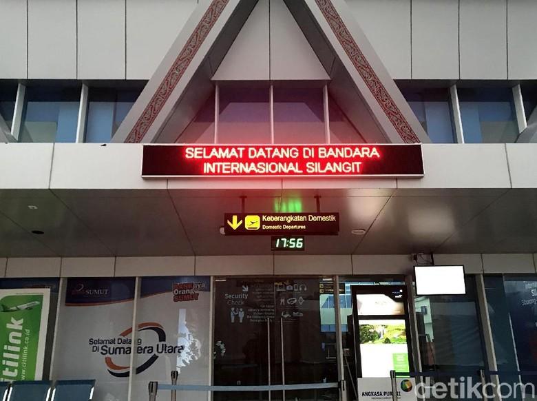 Bandara Internasional Silangit Bisa Jaring Turis China Cs