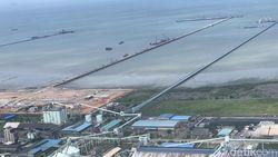 Ditarget Rampung Tahun Ini, Begini Progres Proyek Kuala Tanjung