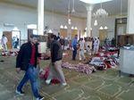 Detik-detik Mencekam di Masjid Mesir Usai Teror dan Ledakan Bom
