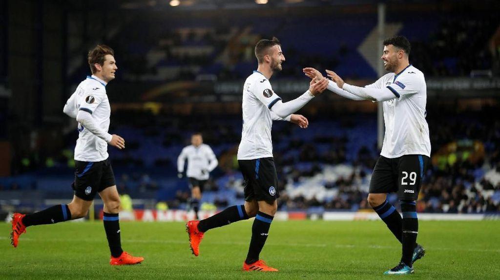 Libas Everton, Atalanta Lolos ke Babak 32 Besar