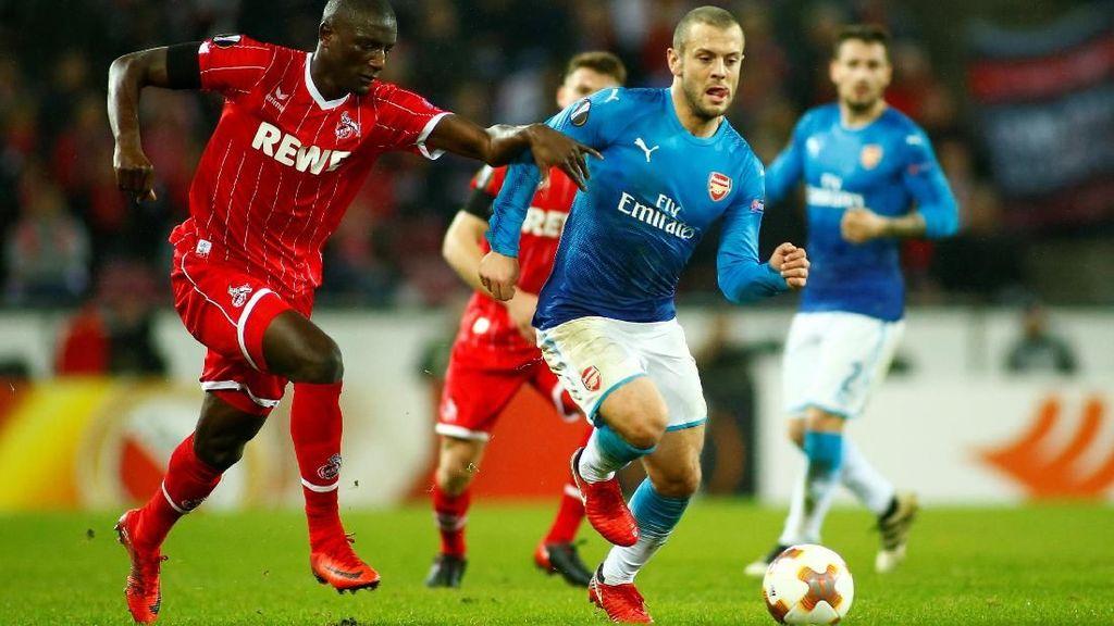 Arsenal Tumbang di Kandang Cologne