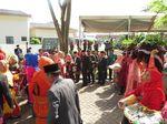 Mangalo-alo Mora, Keluarga Nasution Sambut Keluarga Siregar