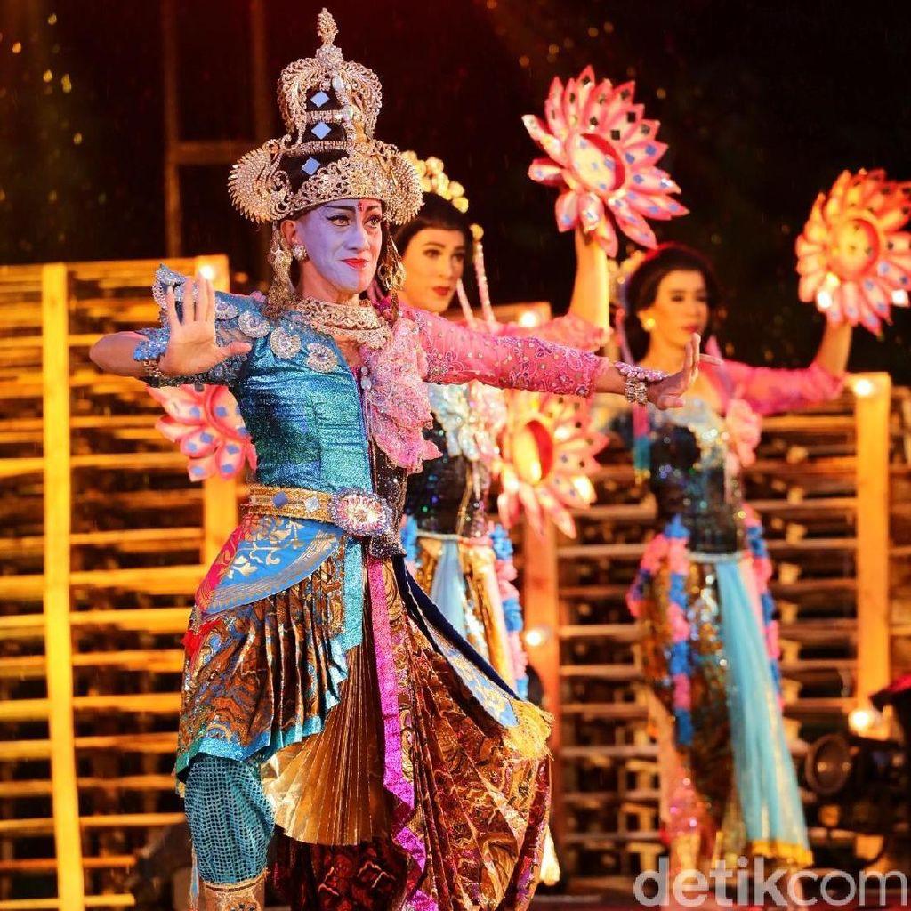 Didik Nini Thowok dan Tim Buka Kulon Progo Festival 2017