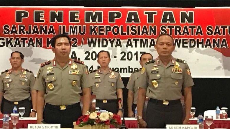 Kekurangan Perwira, Polda Luar Jawa Jadi Prioritas Penempatan
