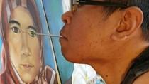 Pelukis Difabel Indonesia Raih Mimpinya di Australia