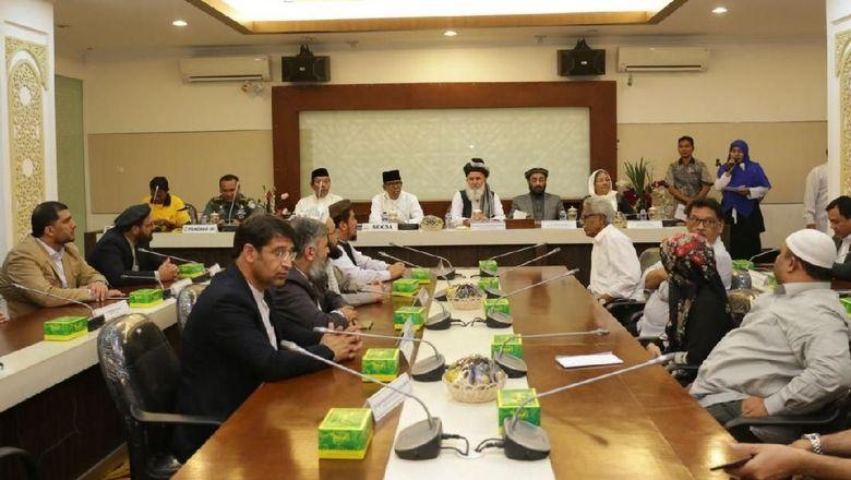 Delegasi Afghanistan Belajar Atasi Konflik dari Juru Runding GAM