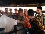 Mobil Listrik Motif Ulos untuk Jokowi Diperiksa Mensesneg