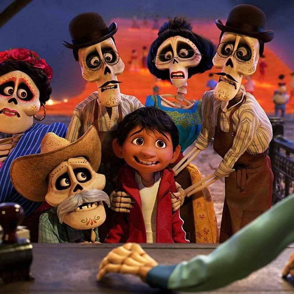 Coco: Kembalinya Magis Pixar