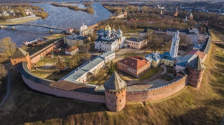 Kota di mana Rusia dilahirkan, Velikiy Novgorod (Dok. Thinkstock)