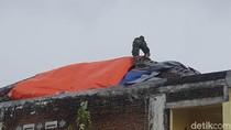 Rumah Rusak Korban Puting Beliung Sidoarjo Bertambah
