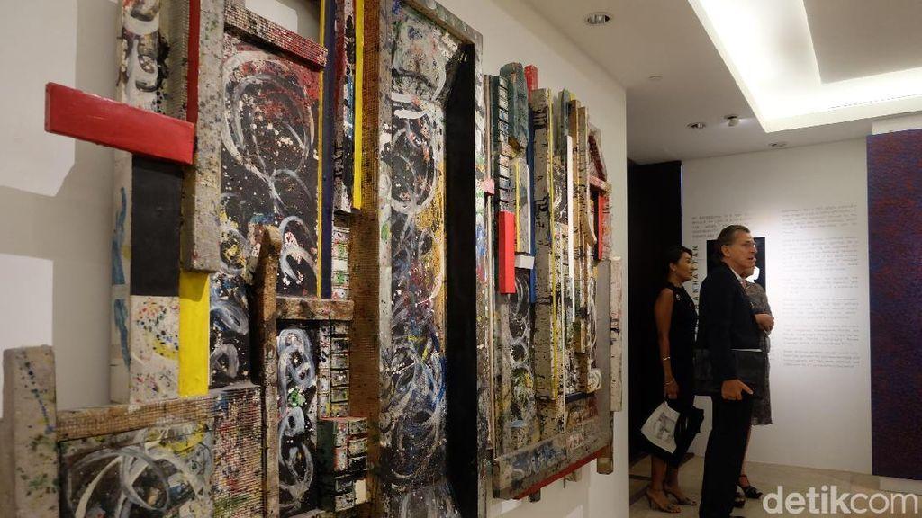 Made Wianta dan Perjalanannya Merefleksikan Bahasa Seni